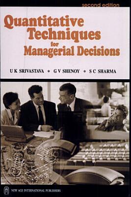 Quantitative Techniques for Managerial Decisions PDF