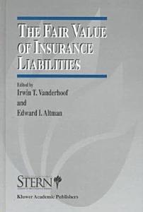 The Fair Value of Insurance Liabilities PDF