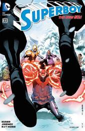 Superboy (2011- ) #33