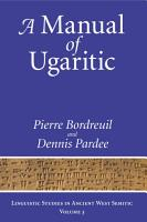 A Manual of Ugaritic PDF