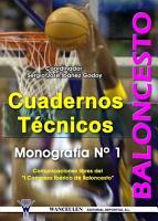 Cuadernos T  cnicos Baloncesto Monograf  a N   1 PDF
