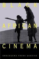 Black African Cinema PDF