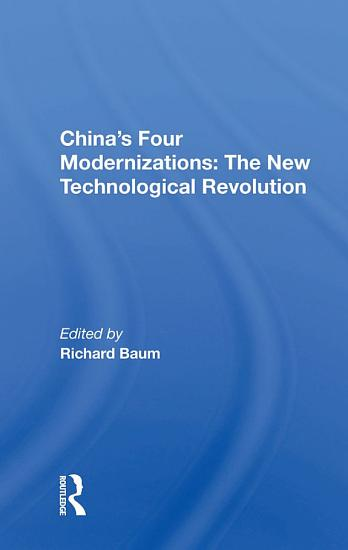 China s Four Modernizations PDF