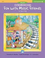 Music for Little Mozarts  Coloring Book 4    Fun with Music Friends in the City PDF