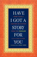 Have I Got a Story for You  More Than a Century of Fiction from The Forward PDF