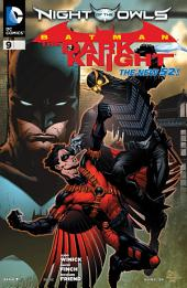 Batman: The Dark Knight (2011-) #9