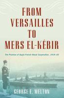 From Versailles to Mers el K  bir PDF