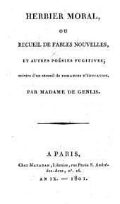 Herbier moral, ou recueil de fables nouvelles