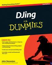 DJing For Dummies: Edition 2