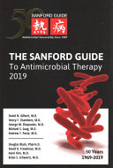 The Sanford Guide to Antimicrobial Therapy 2019 PDF