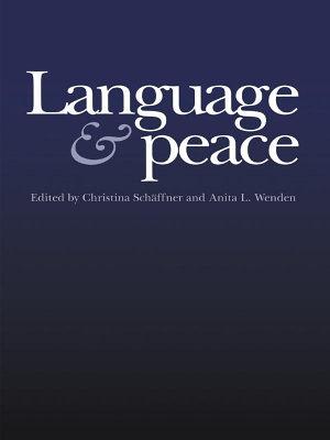 Language   Peace