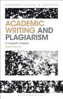 Academic Writing and Plagiarism PDF