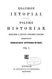 Polybii historiae: Τόμος 1