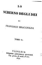 Lo scherno degli dei. Venezia 1842. 2 Vol