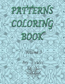 Patterns Coloring Book Volume 3