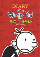 Diary Of A Wimpy Kid Set Book