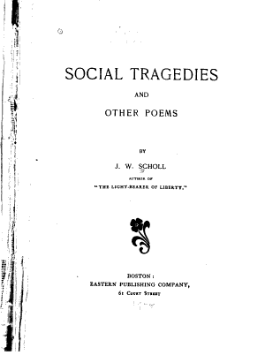 Social Tragedies and Other Poems PDF