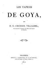 Los tapices de Goya