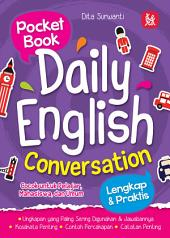 Pocket Book Daily English Conversation