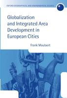 Globalization and Integrated Area Development in European Cities PDF