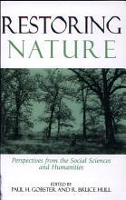 Restoring Nature PDF