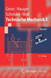 Technische Mechanik 3: Kinetik, Ausgabe 13