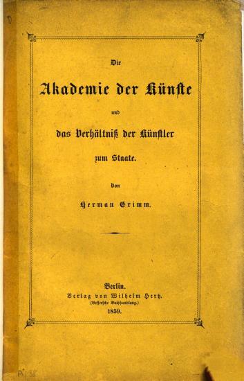 Die    Akademie der K  nste PDF