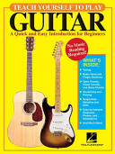 Teach Yourself to Play Guitar PDF