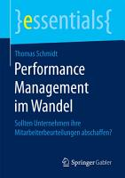 Performance Management im Wandel PDF