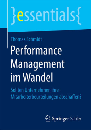 Performance Management im Wandel PDF