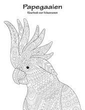 Papegaaien Kleurboek voor Volwassenen 1