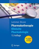 Pharmakotherapie PDF