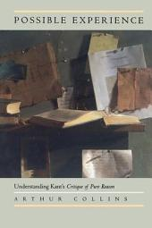 Possible Experience: Understanding Kant's Critique of Pure Reason