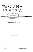Wascana Review PDF