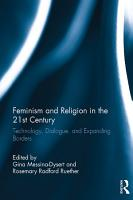 Feminism and Religion in the 21st Century PDF