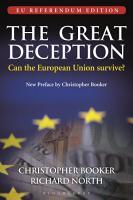The Great Deception PDF