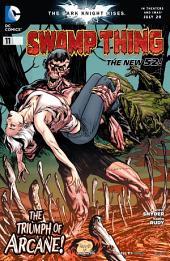 Swamp Thing (2011-) #11