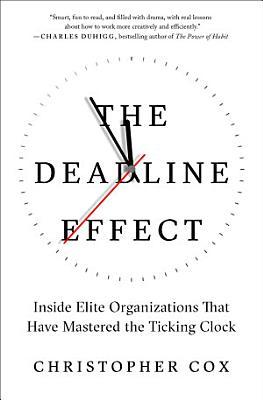 The Deadline Effect
