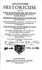 Mellificium historicum