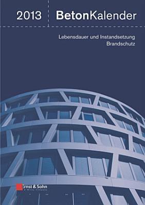 Beton Kalender 2013 PDF