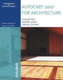Autocad 2007 for Architecture PDF