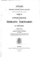 Annales du Musée royal d'histoire naturelle de Belgique: Volume3