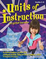 Units of Instruction for Gifted Learners