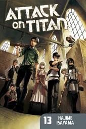 Attack on Titan: Volume 13
