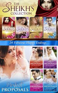 The Sheikhs and Perfect Proposals Collections  Mills   Boon e Book Collections  PDF