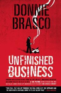 Donnie Brasco  Unfinished Business PDF