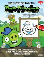Learn to Draw Angry Birds  Bad Piggies PDF