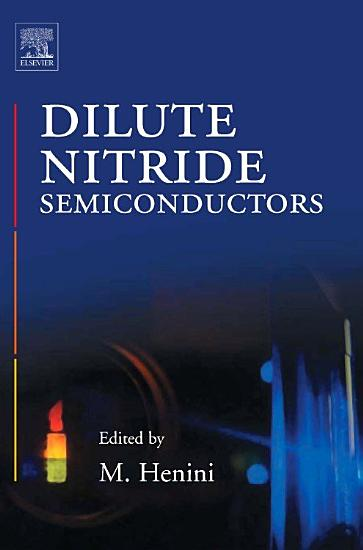 Dilute Nitride Semiconductors PDF