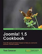 Joomla! 1.5 Cookbook