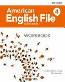 American English File Level 4 Workbook PDF
